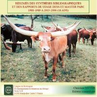 PHOTO CD resume synthese biblio et rapport stage © CIRAD